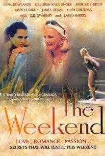 Weekend: la locandina del film