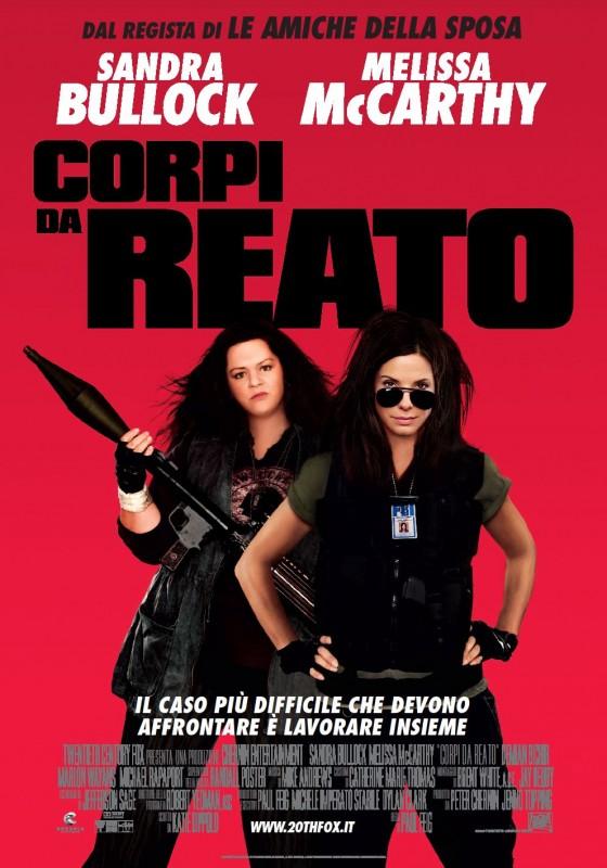 Corpi da reato: la locandina italiana