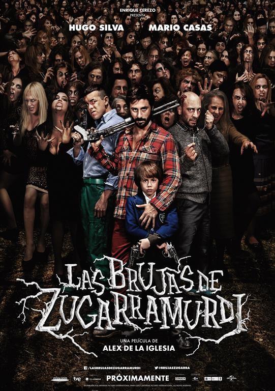 Las brujas de Zugarramurdi: la locandina del film