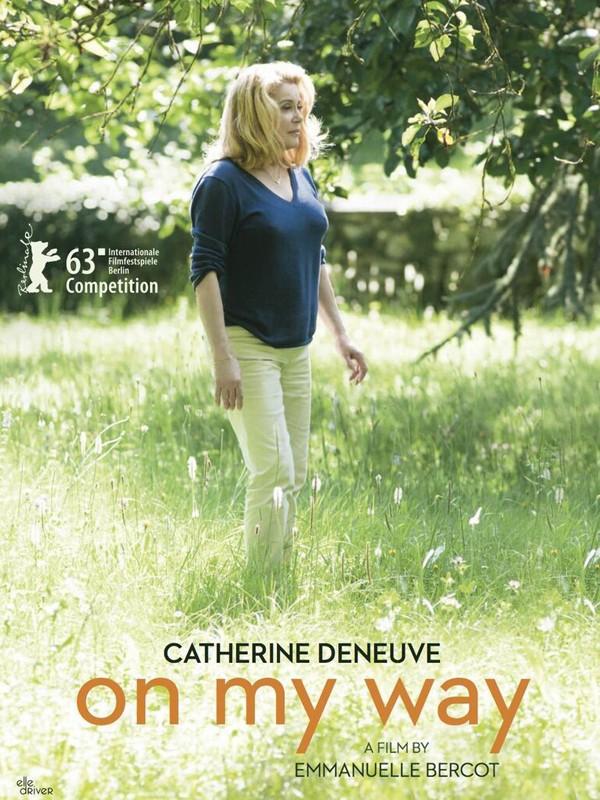 On my Way: la locandina del film