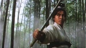 Una sequenza di A Touch of Zen - La fanciulla cavaliere errante, di King Hu