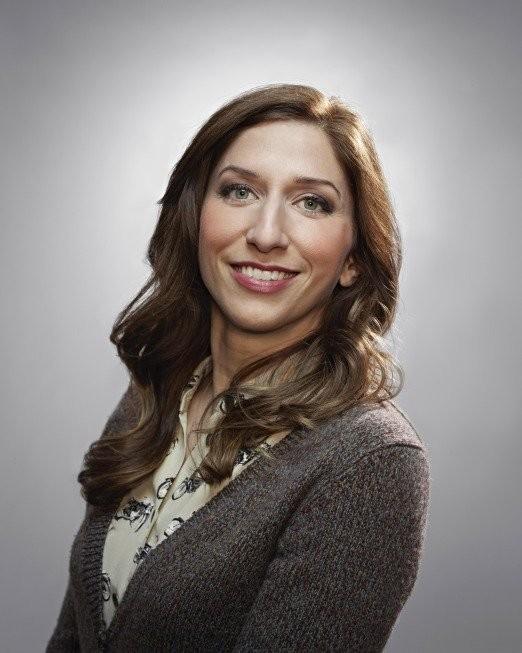 Brooklyn Nine-Nine: Chelsea Peretti in una foto promozionale della serie