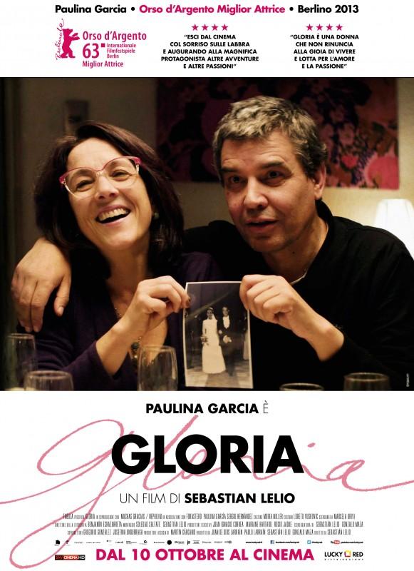 Gloria: la locandina italiana del film