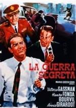 La copertina di La guerra segreta (dvd)
