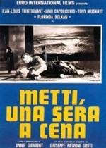 La copertina di Metti, una sera a cena (dvd)
