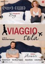 La copertina di Viaggio sola (dvd)