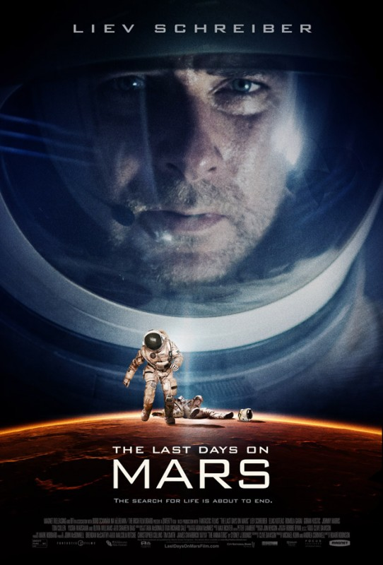 Last Days on Mars: il poster ufficiale