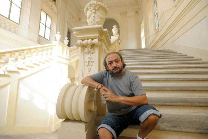 Orfeo Orlando fotografato a Bologna da Roberto Serra