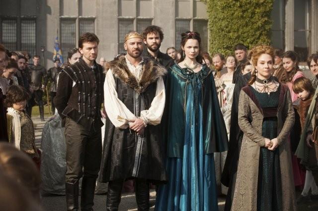 Reign: una scena della serie
