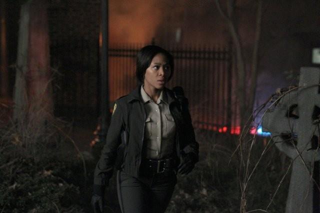 Sleepy Hollow: Nicole Beharie in una scena della serie
