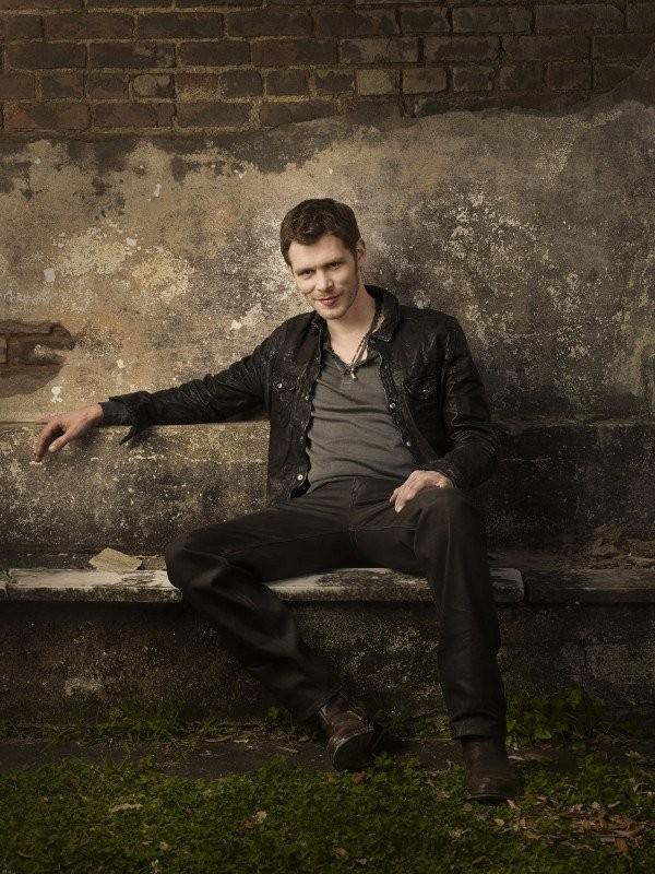 The Originals: Joseph Morgan in una foto promozionale della serie