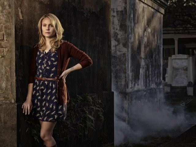The Originals: Leah Pipes in una foto promozionale della serie