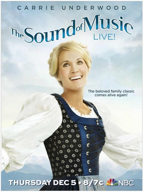 The Sound of Music: la locandina del film
