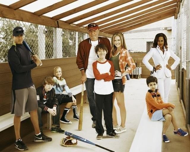 Back in the Game: una foto promozionale del cast della serie