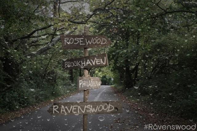 Ravenswood: una delle prime immagini promozionali della serie