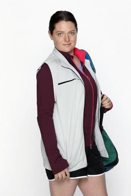 Super Fun Night: Lauren Ash in una foto promozionale della serie