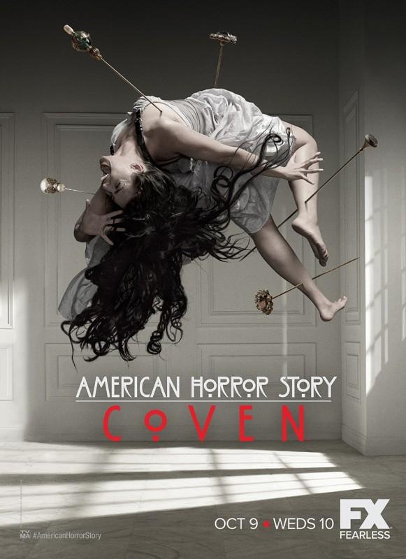 American Horror Story: Coven. Un nuovo suggestivo poster della terza stagione della serie