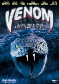 Venom: la locandina del film