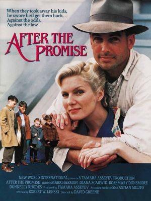 After the promise: la locandina del film