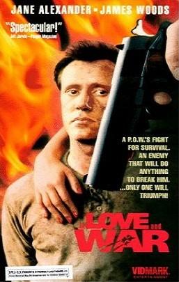 In love and war: la locandina del film