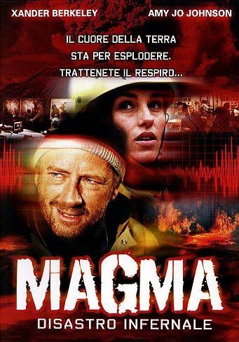 Magma - Disastro infernale: la locandina del film
