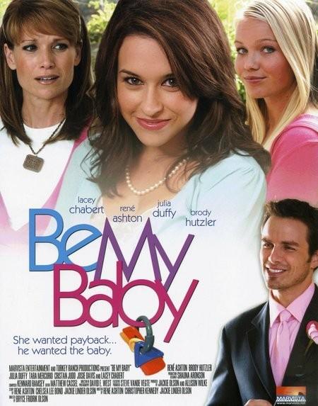 Be My Baby: la locandina del film