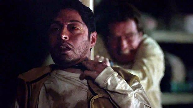 Breaking Bad: Bryan Cranston e Max Arciniega nell'episodio della prima stagione Conseguenze radicali