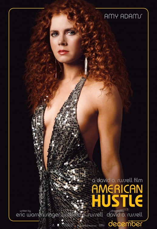 American Hustle: Character poster per Amy Adams