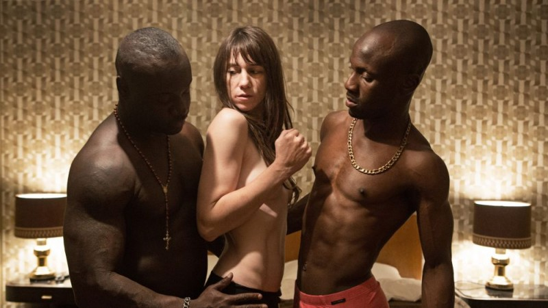 The Nymphomaniac - Volume 2: Charlotte Gainsbourg in una scena dello scottante film di Lars von Trier