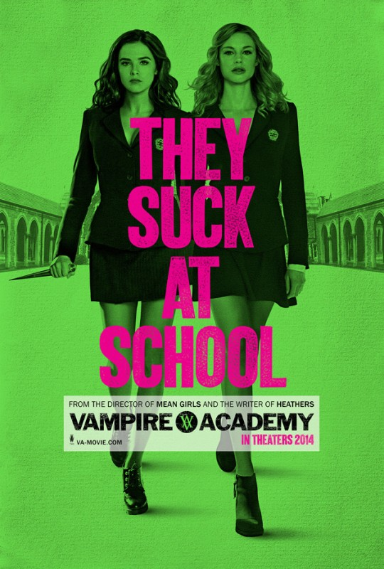 Vampire Academy: Blood Sisters - Un nuovo teaser poster