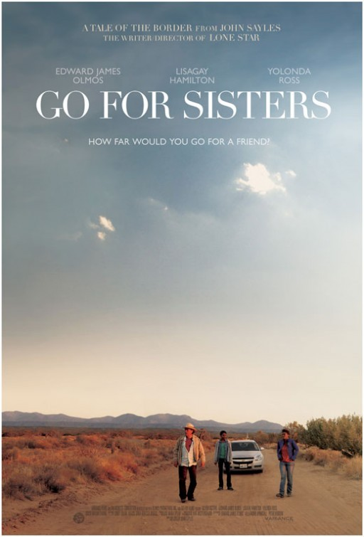 Go for Sisters: nuovo poster