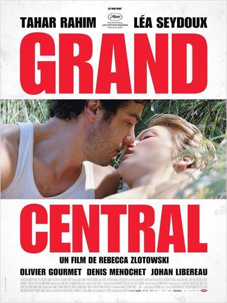 Grand Central: la locandina del film