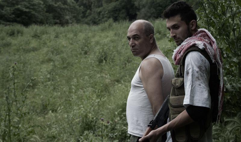 Border: una scena del film diretto da Alessio Cremonini