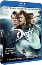 La copertina di Drift - Cavalca l'onda (blu-ray)