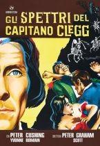 La copertina di Gli spettri del Capitano Clegg (dvd)