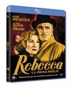 La copertina di Rebecca, la prima moglie (blu-ray)