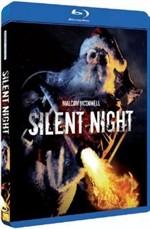 La copertina di Silent Night (blu-ray)