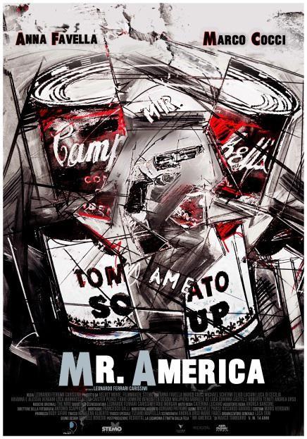 Mr America: la locandina del film