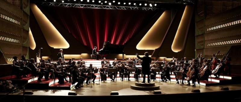 Grand Piano: una scena tratta dal film