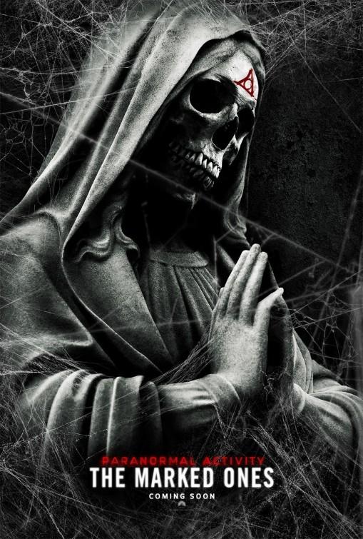 Paranormal Activity: The Marked Ones: la locandina del film