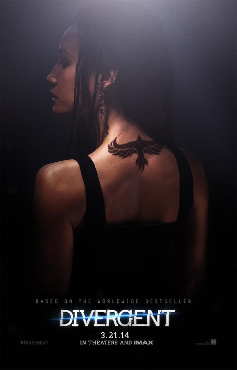 Divergent: il character poster di Maggie Q