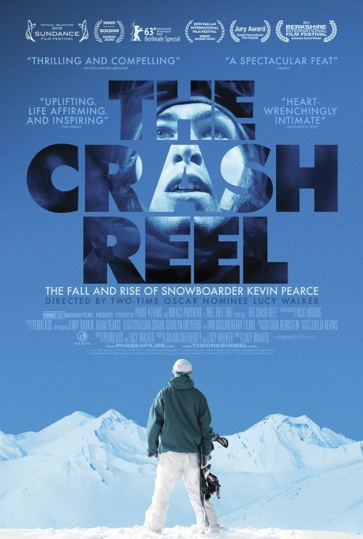 The Crash Reel: nuovo poster