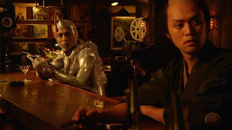 Blue Planet Brothers: un'immagine del film