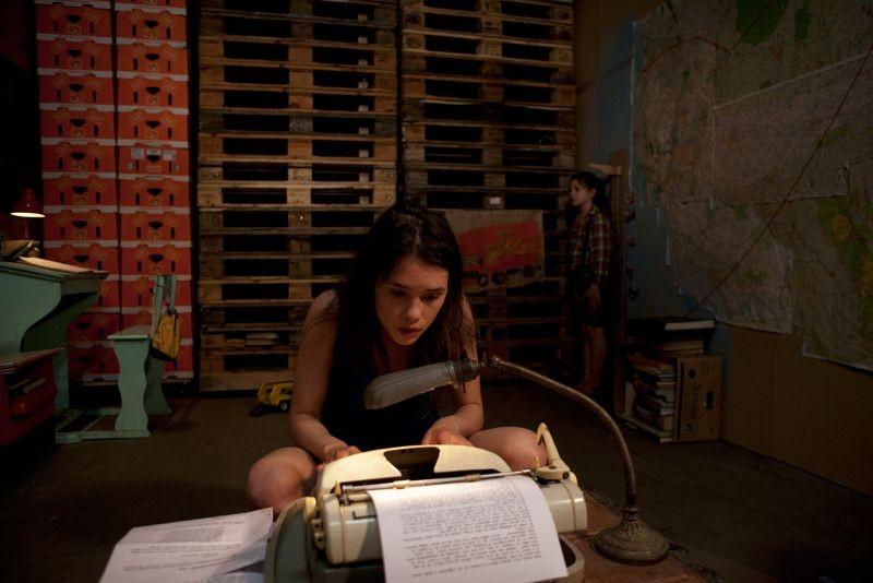 Juliette: la protagonista Astrid Bergès-Frisbey in una scena del film