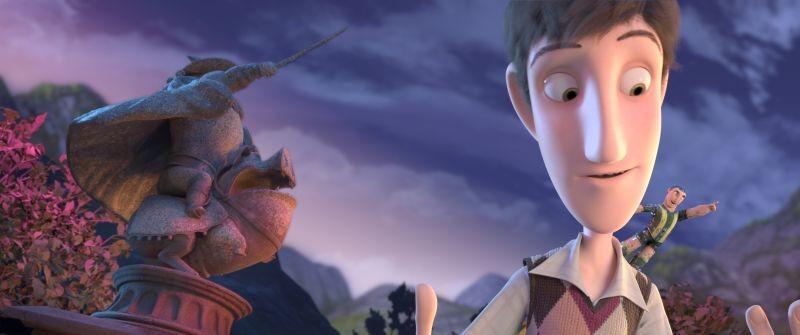 Metegol: un'immagine del film