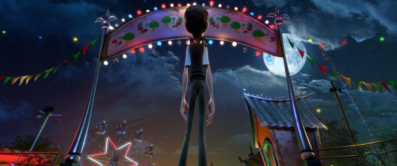 Metegol: un'immagine tratta dal film d'animazione