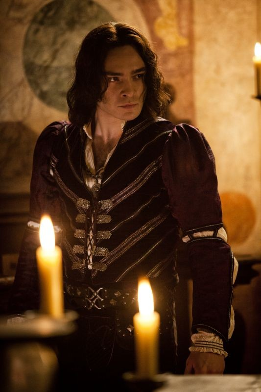 Romeo & Juliet: Ed Westwick nei panni di Tebaldo in una scena del film