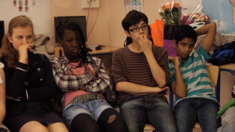 School of Babel: una scena del documentario di Julie Bertuccelli