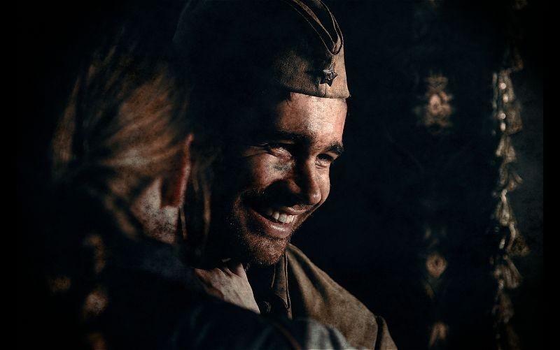 Stalingrad 3D: Pyotr Fyodorov in una scena del film
