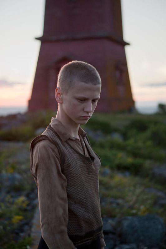 The Disciple: Erik Lönngren in una scena del film